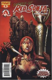 Red Sonja Doom of the Gods #4 Cover C